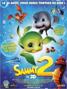 Sammy 2 225x300 Les sorties ciné du mercredi 15 août