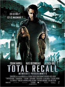 Total recall 225x300 Les sorties ciné du mercredi 15 août