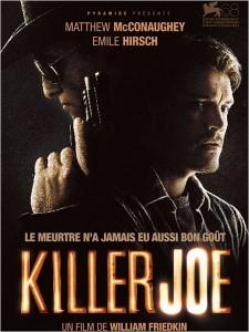 Killer Joe 225x300 Les sorties ciné du mercredi 5 septembre
