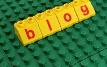 Je ne sais pas pourquoi je blogue