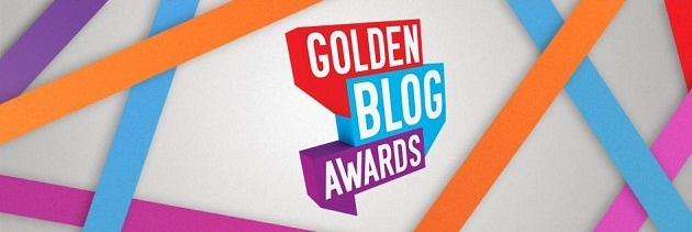 golden blog award1 On vous dit tout sur les Golden Blog Awards