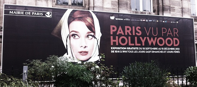 Grand Palais Paris vu par Hollywood Nous aurons toujours Paris
