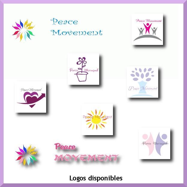 Peace logos Peace & Blog