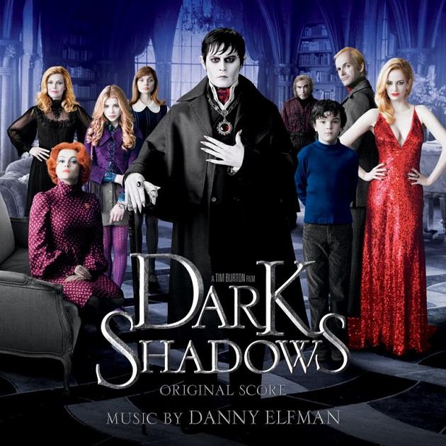 dark shadows cd A toutes les amoureuses de Johnny Depp (CONCOURS INSIDE)