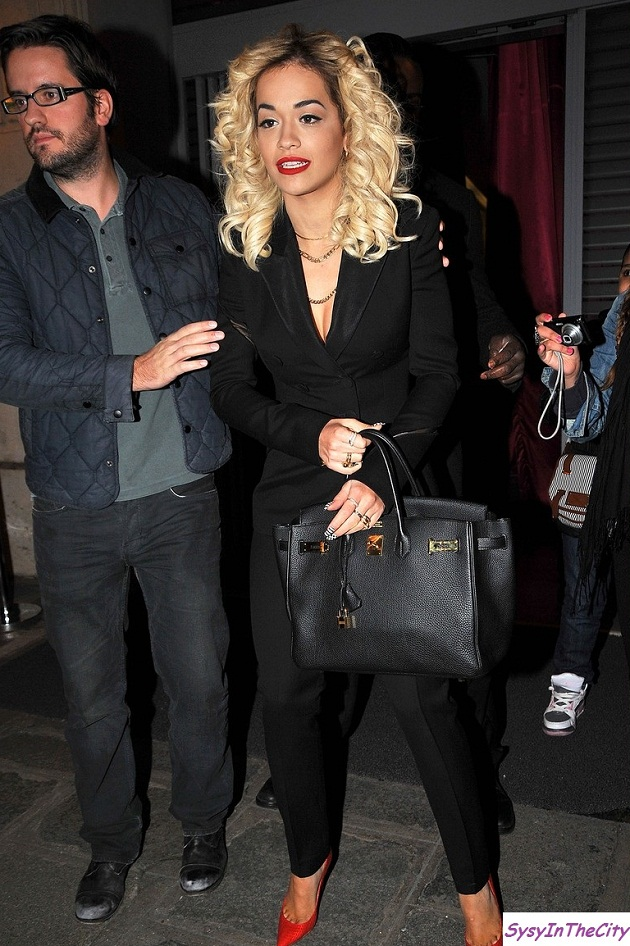 rita ora vip room paris showcase 18 Un look Rita Ora sans se ruiner !