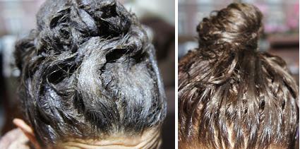 se colorer les cheveux - Eclaircir Cheveux Noir Color