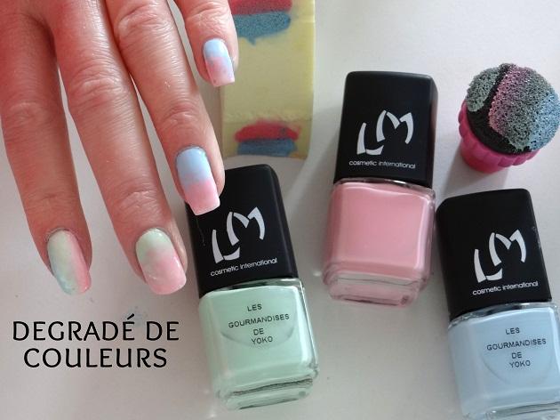 Tuto nail art pour les d butantes comment faire un joli d grad sur ses ongles so busy girls - Tuto nail art debutant ...