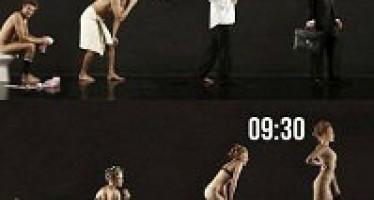 10 raisons qui montrent qu'hommes et femmes n'ont pas la même notion du temps
