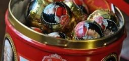 Les chocolats des Duty Free