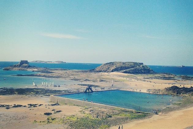 Destination Vacances - La Bretagne - mer