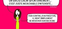 Câlin «spontané»