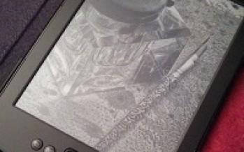 Les premiers pas sur Kindle d'une anti-liseuse qui a changé d'avis