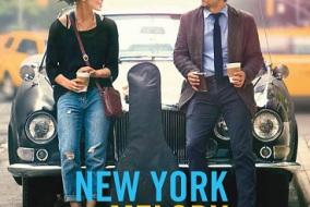 NY melody affiche