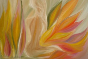 eternel-feminin-peinture-femme-abstrait