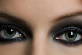 smoky-eye