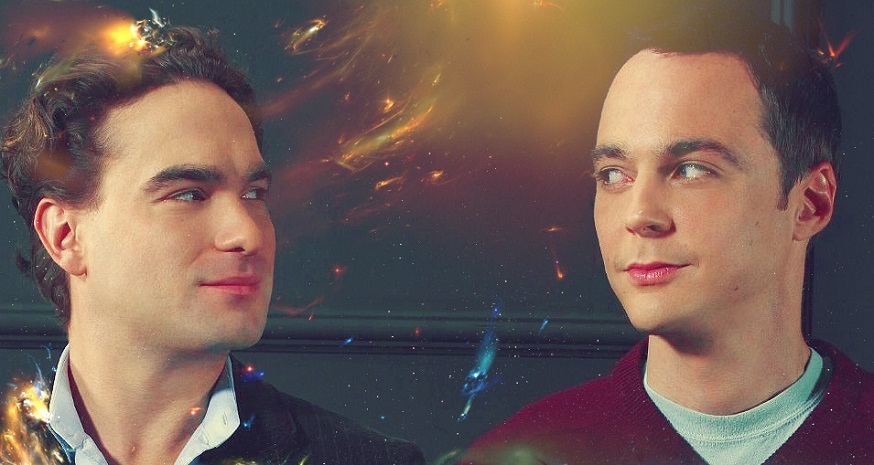 Johnny Galecki et Jim Parsons