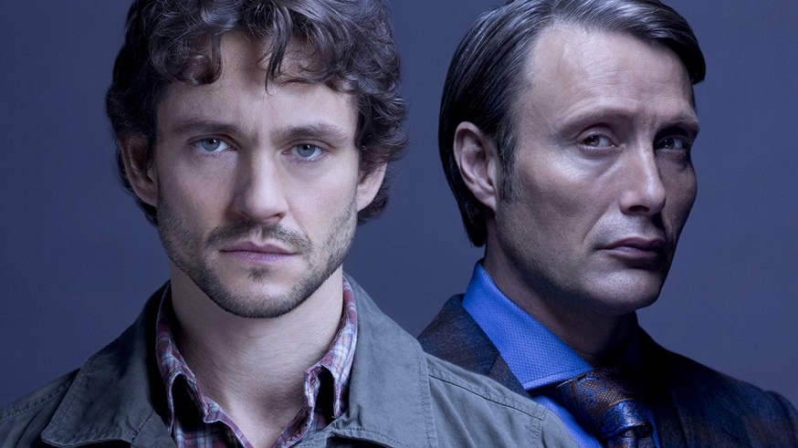 Hugh Dancy et Mads Mikkelsen