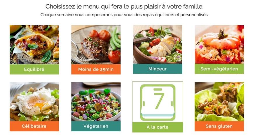 Super Idée repas soir rapide équilibré - Cuisinez pour maigrir IP42