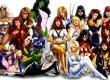 super-heroines