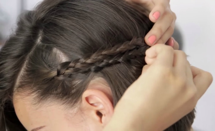 Tuto Coiffure 2 Looks Sophistiques Pour Cheveux Courts So Busy Girls