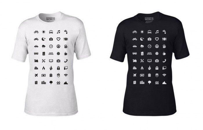Ce t-shirt révolutionnaire vous permet de maîtriser toutes les langues du monde instantanément ! | #2