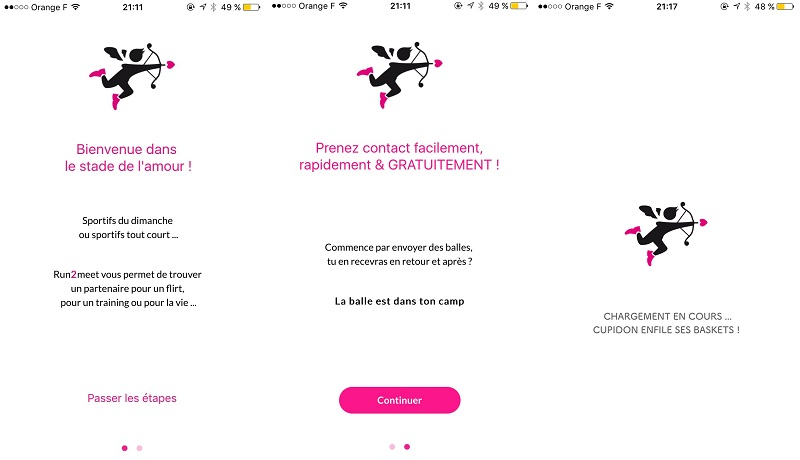 Application rencontre 100 gratuite
