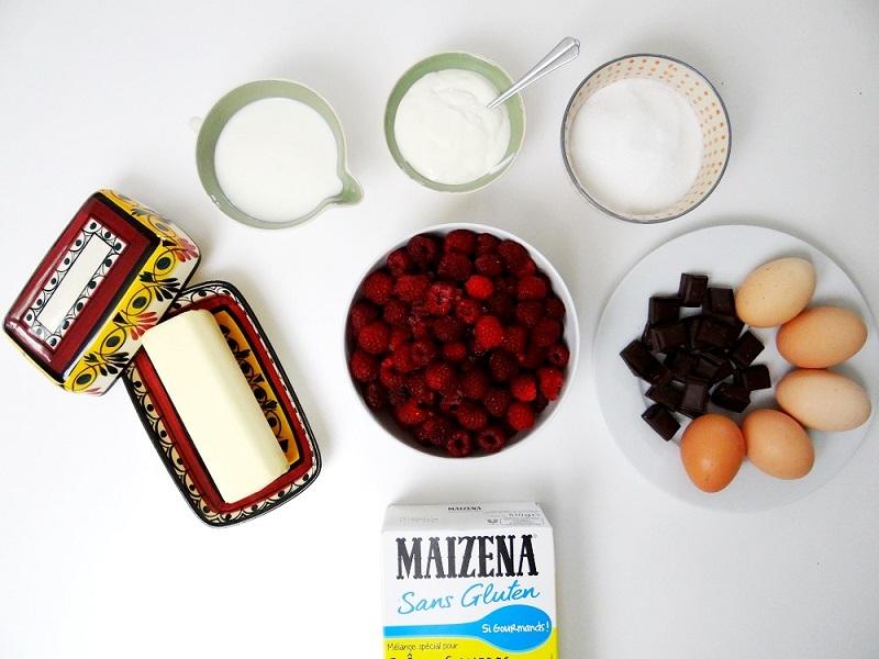 recette-gateau-chocolat-mousse-aux-framboises-ingredients