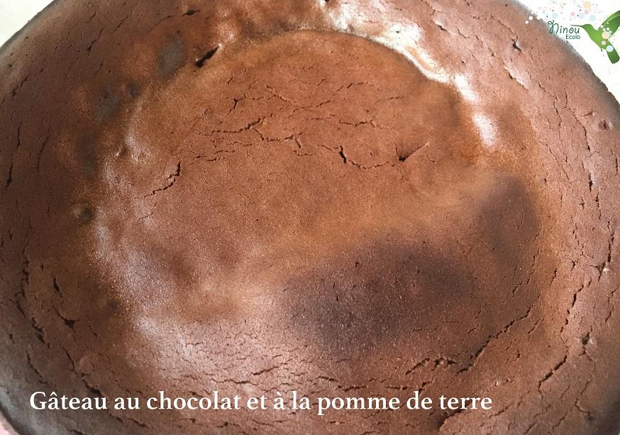 gâteau au chocolat PDT