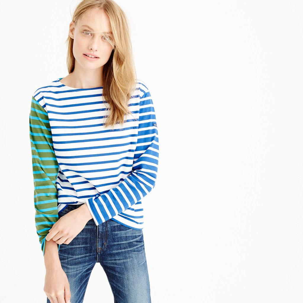 comment-avoir-un-look-preppy-basique-t-shirt-raye