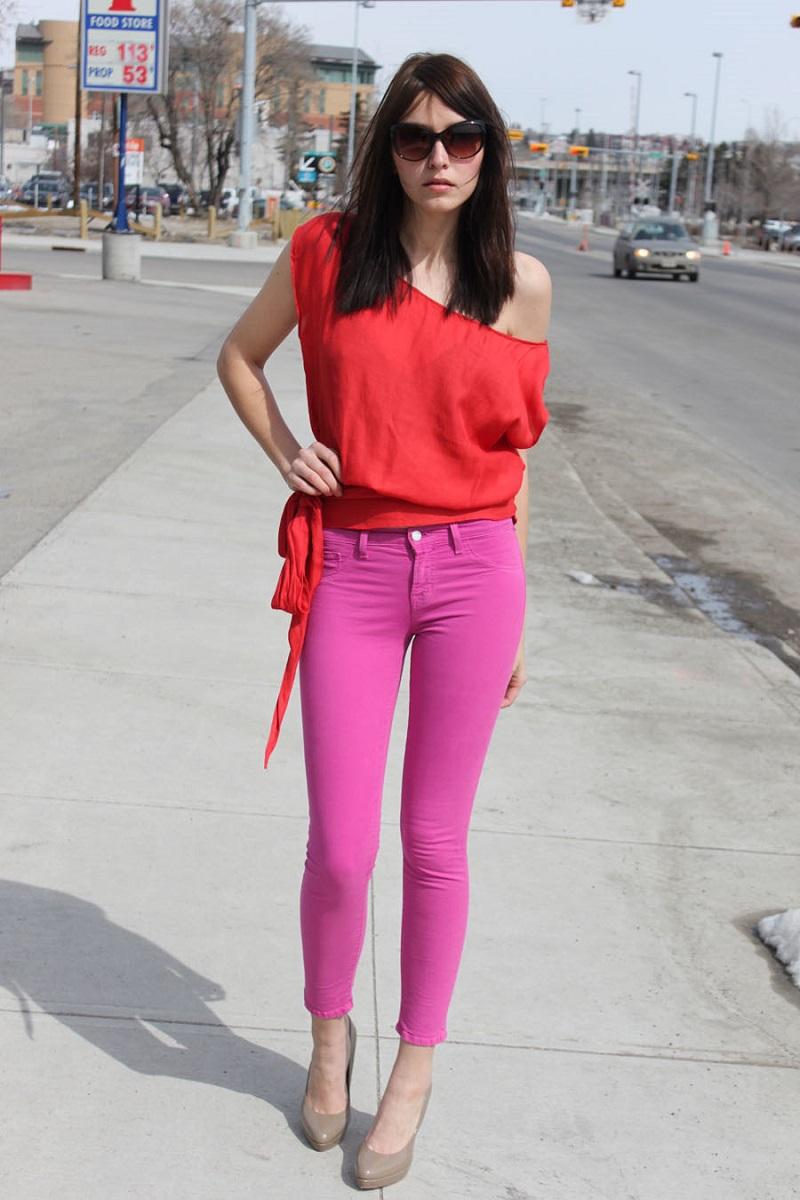 Avec Quelle Couleur Associer Le Fushia tendance rose fuchsia : comment le porter ? | so busy girls
