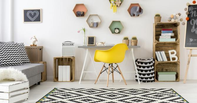 6 conseils pour cr er une d co scandinave so busy girls for Deco bureau scandinave