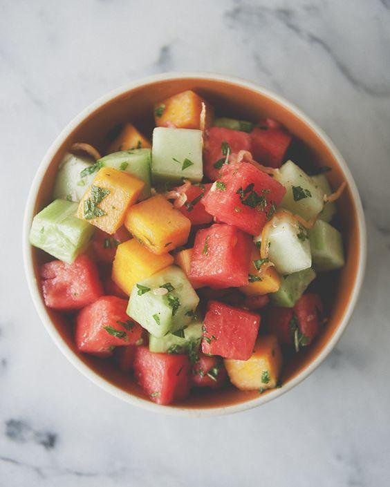 salade-de-melon-comment-choisir-un-melon