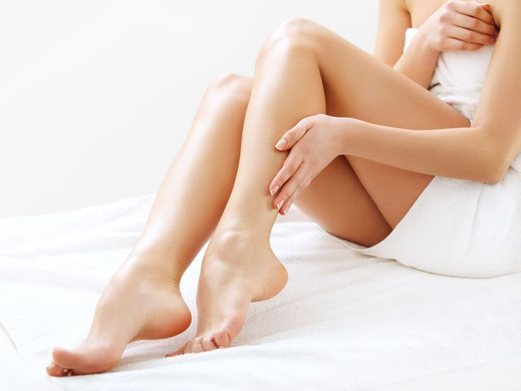 jambes-douces-epilees-femme