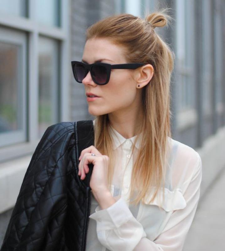 demi-chignon-coiffure-cheveux-fins