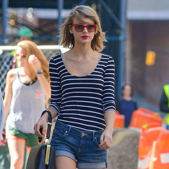 comment-porter-des-rayures-taylor-swift-t-shirt-raye