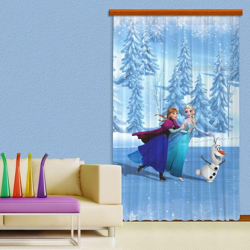 rideau-la-reine-des-neiges