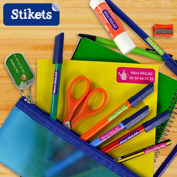 Stikets fournitures scolaires FR