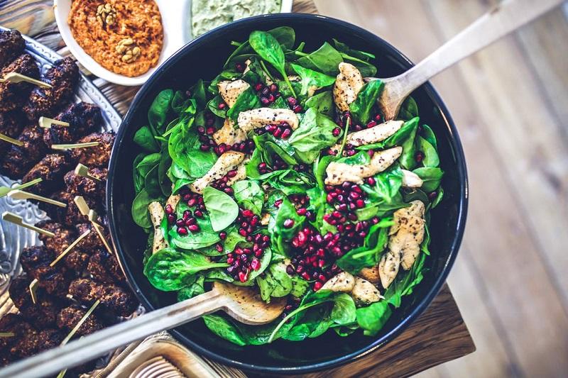 salade-verte-healthy-saine-manger-sainement