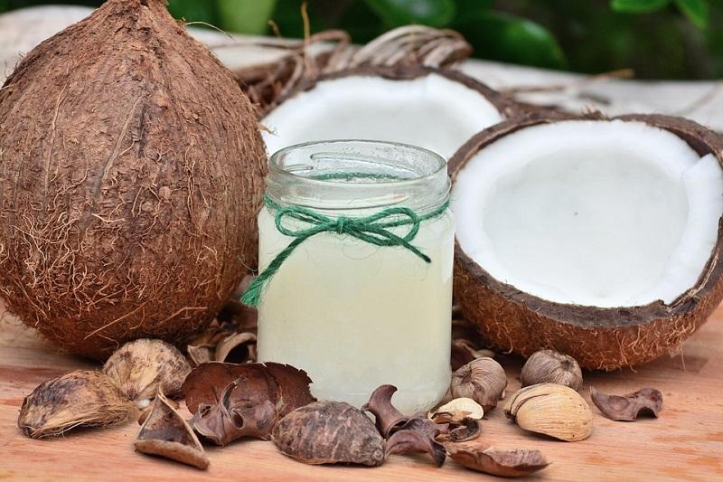 la noix de coco, un aliment qui rappelle l'été