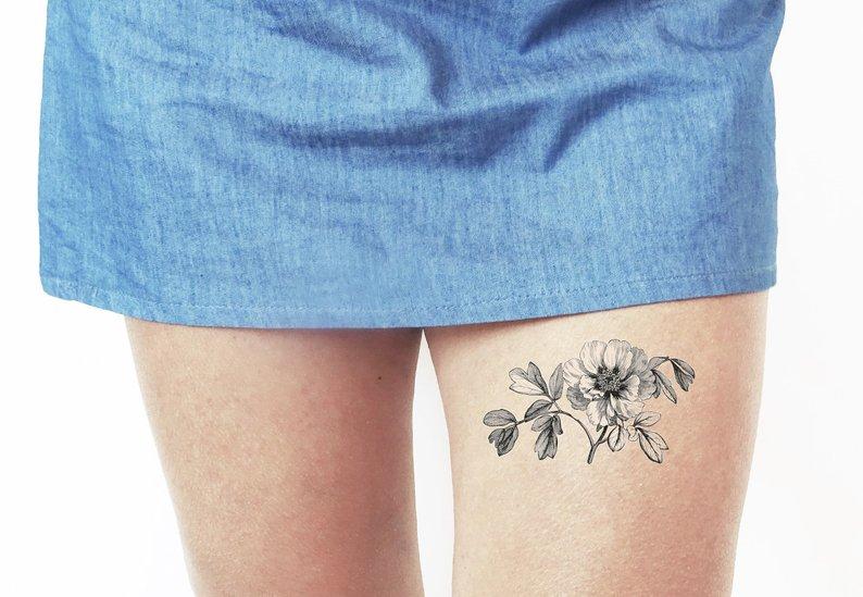 tatouage-temporaire-floral-4