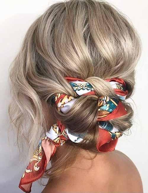foulard-coiffure-cheveux