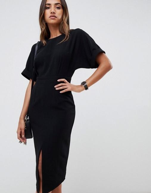 robe-elegante-noire-mariage-1