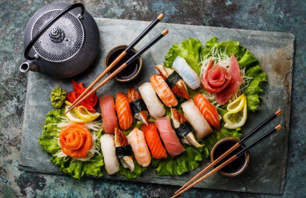 plateau-sushi