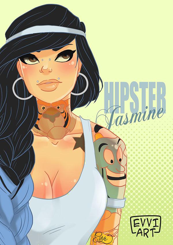 princesses-disney-hipster-jasmine