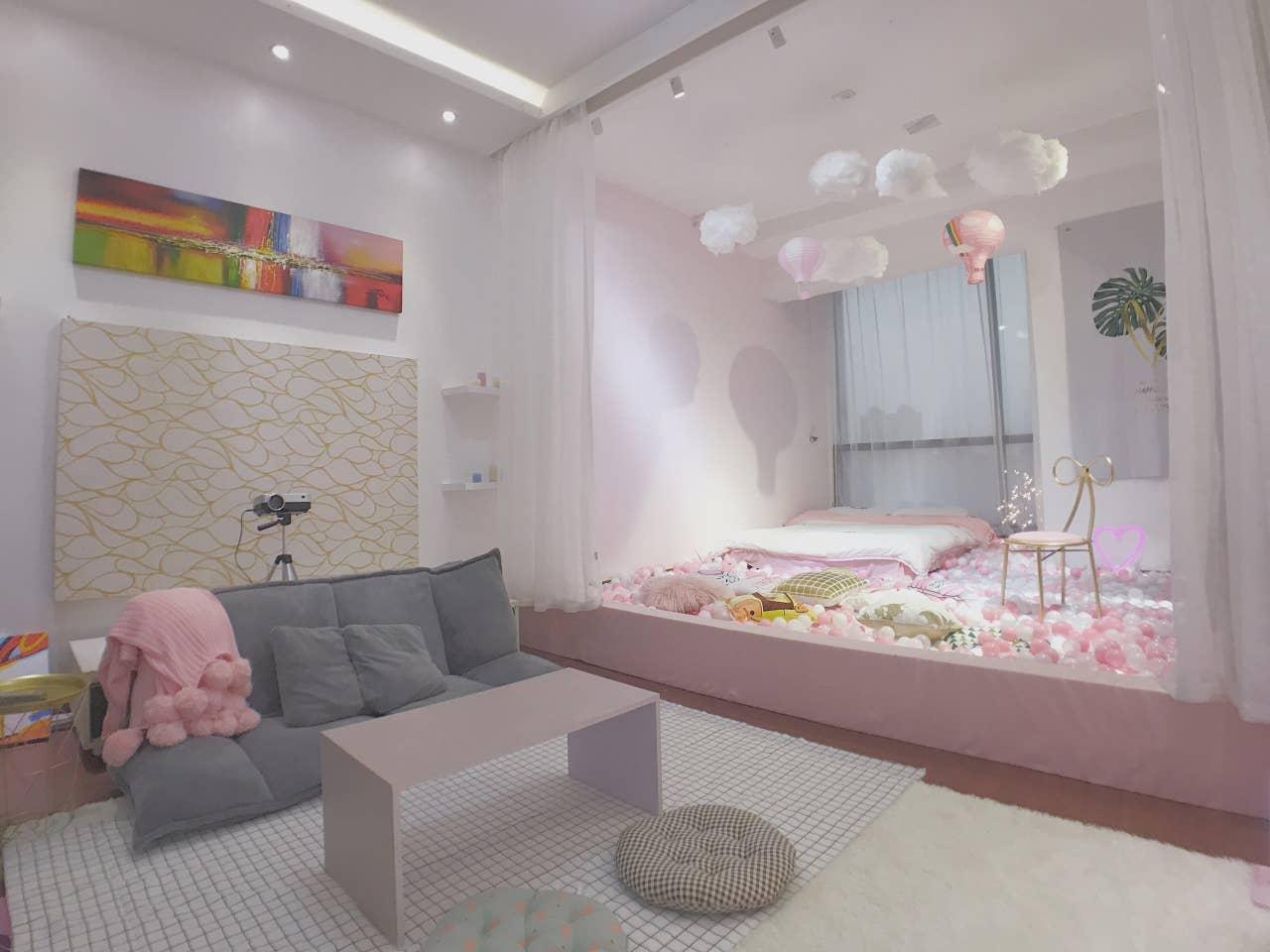 appartement-chambre-piscine-a-boules-2