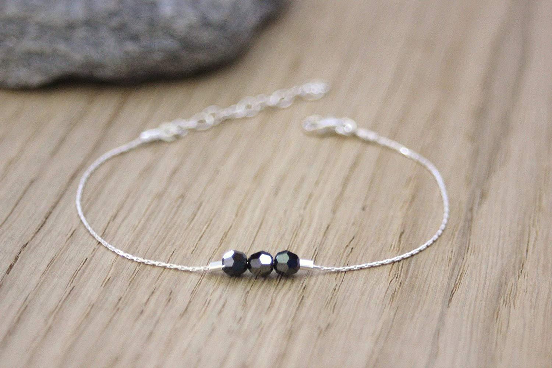 bracelet-argent-swarovski
