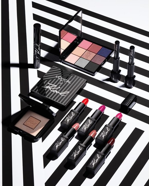 collection-maquillage-karl-lagerfeld-l-oreal-paris