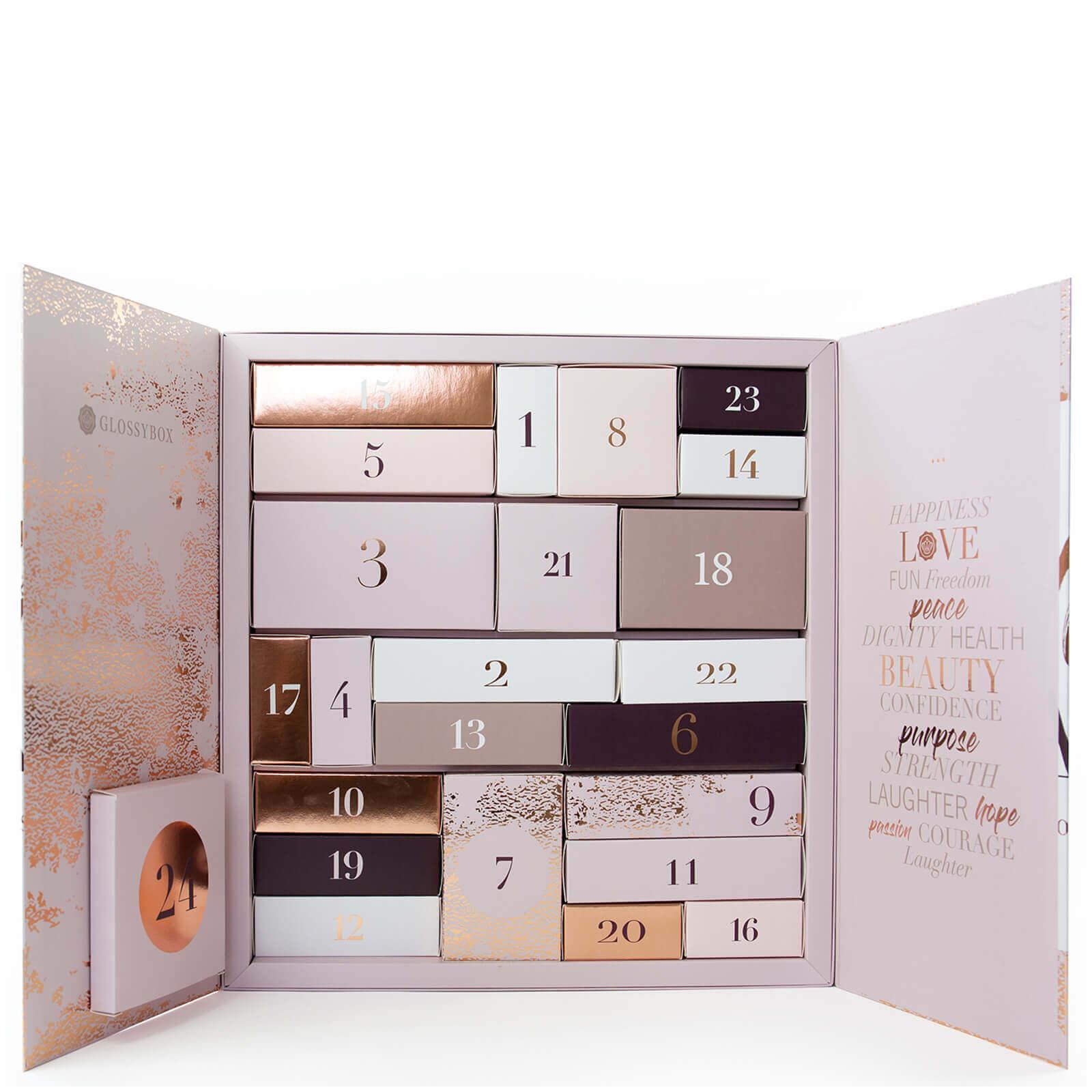 calendrier-de-l-avent-glossybox-2