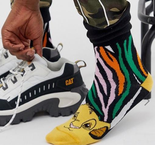chaussettes-le-roi-lion