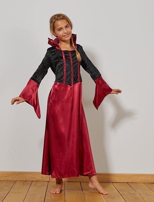 deguisement-de-vampiresse-noir-rouge-enfant